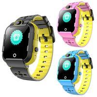 Bluelans M58 1.44 inch SOS One Button 2G Phone Smart Watch Kids Safety Tracker Bracelet