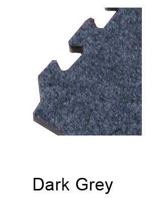 4 Square Feet RED Eco-Soft Carpet Foam Tile Interlocking EVA Floor Puzzle