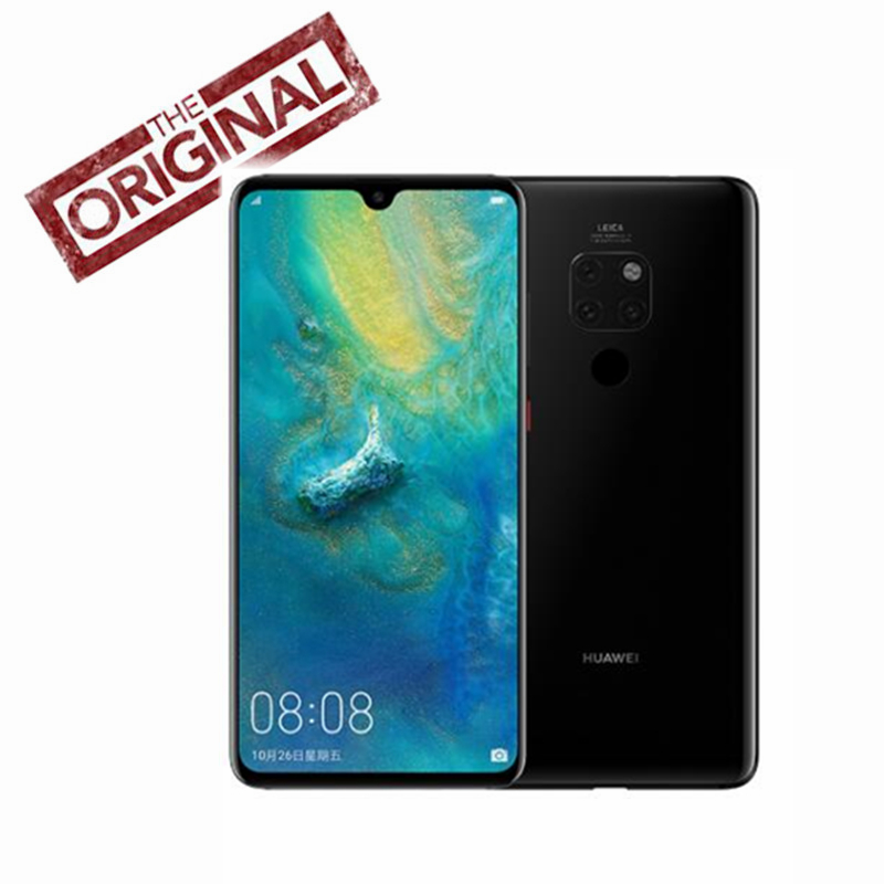 HUAWEI Mate 20 Smartphone 6 53 Inch Full Screen 2244X1080 Kirin 980 octa core Android 9