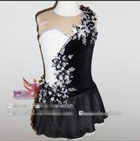 women ice skating dresses for competition figure skating dress custom hot sale clothing to figure free shipping