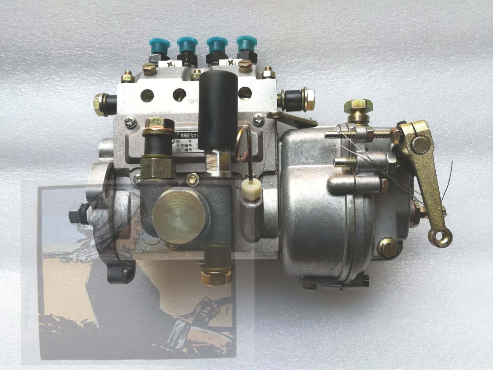 Weifang K4100D K4102D engine parts, the high pressure fuel pump 4I185 jiangdong jd495t ty4102 engine for tractor like luzhong series the high pressure fuel pump x4bq85y041