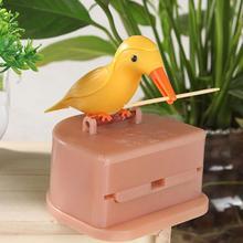 Автоматическая коробка для зубочисток для птиц, зубочисток, тайный тайник, коала, держатель для зубочисток, escondite secreto tandenstokers kurdanlxyk@ 25