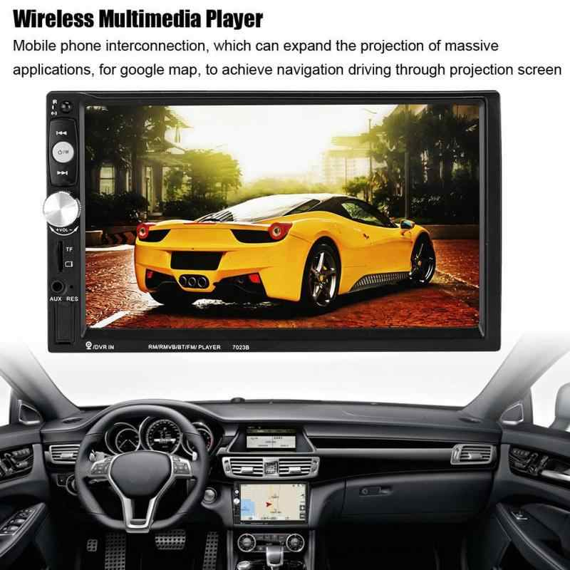 9 inch 2din Android 8 1 Car Radio GPS Navigation Bluetooth