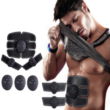 Muscle Stimulator Body Slimming Shaper MachineAbdominal arm leg Slimming Gym Equipment  Burning Body Building Fitness Massager freefield mini butterfly design body muscle electronic slimming massager for fitness 1pc relax massageador eletrico para o corpo