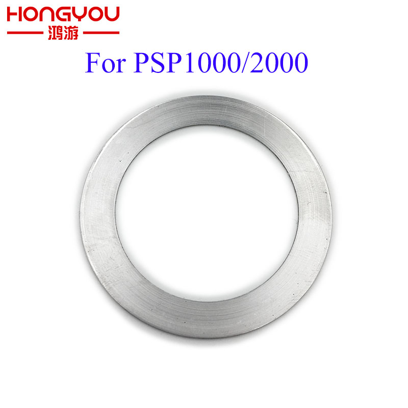 10Pcs For SONY PSP 1000 2000 Series Replacement Parts UMD Door Steel Ring For PlayStation Portable Metal Ring