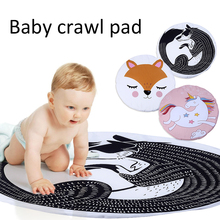 Toys & Games Baby Children Creeping Mat Decoration Games Blanket Floor Mats Play Crawl Round Mat Cart Air-conditioned Rug Tent