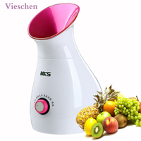 Skin Care Tool Warm Nano Mist Facial Sprayer Spa Steamer Hot Tissue Spa Fresh Fruit Spa