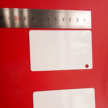 RFID Alien H3 смарт-карты студенческий билет 860~ 960 мГц пассивный междугородние UHF карт с отверстием 915 мГц