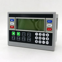 PLC HMI OP320 A Text Display 10DI 8DO 18MR Relay Output With Rs485 4AD 2DA 0