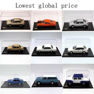Image 2 - IXO 1:43 Different Years and Styles Chevrolet Chevette Monza/Amazona/Kadett Hatch/opala/Vectra/Celta/ Toys Car Diecast Models