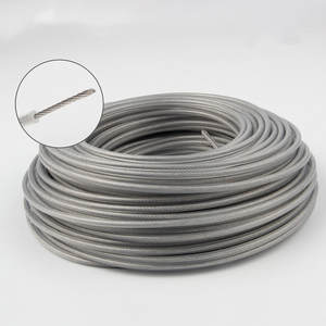 Trimmer Cord-Line Wire Roll-Grass-Replacement Round Long About-15m