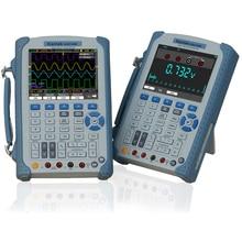 HANTEK натуральная посылка DSO1050 цифровой осциллограф 50 ГГц 2 канала ручной мультиметр scopemeter