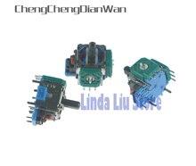 Chengchengdianwan substituição 3d analógico vara manche sensor para playstation 4 ps4 controlador dualshock 4 oem 200 pçs/lote