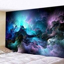 Tapiz de poliéster impreso Mandala Bohemia psicodélica para decorar el hogar sala de estar dormitorio oficina 6 tamaños