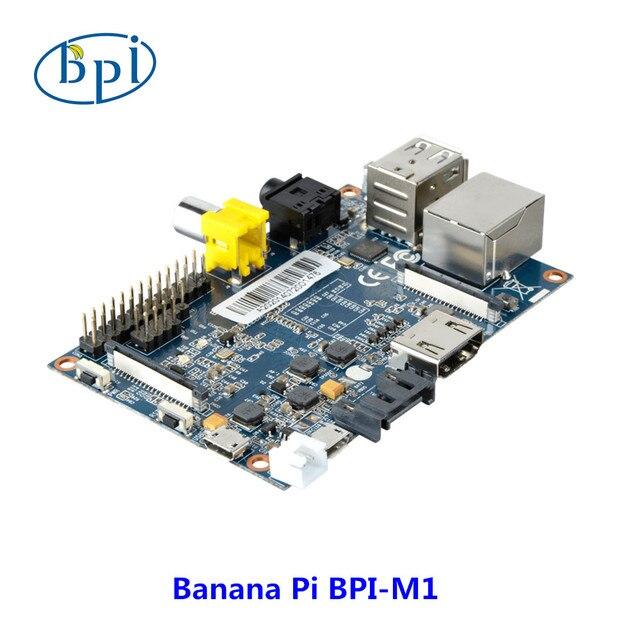 Оригинальный банан Pi A20 M1 Dual Core 1 GB Оперативная память с открытым исходным кодом Совет по развитию BPI M1