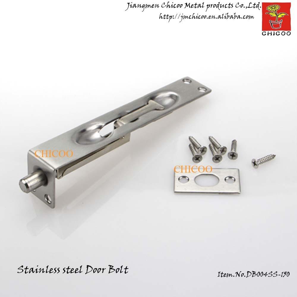 Popular flush door bolt buy cheap flush door bolt lots for Door bolt lock