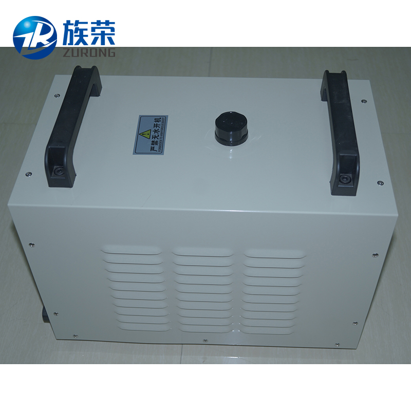 <font><b>CW</b></font>-<font><b>5000</b></font> INDUSTRIAL WATER <font><b>CHILLER</b></font> 80W/100W SPINDLE COOLING DISSIPATE HEAT ZuRong image
