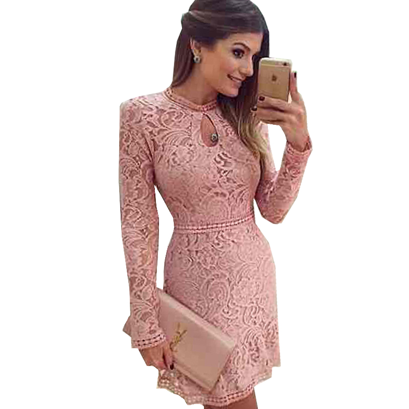 Online Get Cheap Hot Pink Lace Dress -Aliexpress.com | Alibaba Group