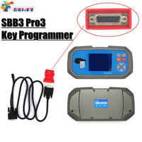 Newest SBB3 Pro3 Key Programmer For Immobilizer/Odometer/ECU Reset Via OBD OBDII SBB Pro3 With Screen Auto Car Key Programmer