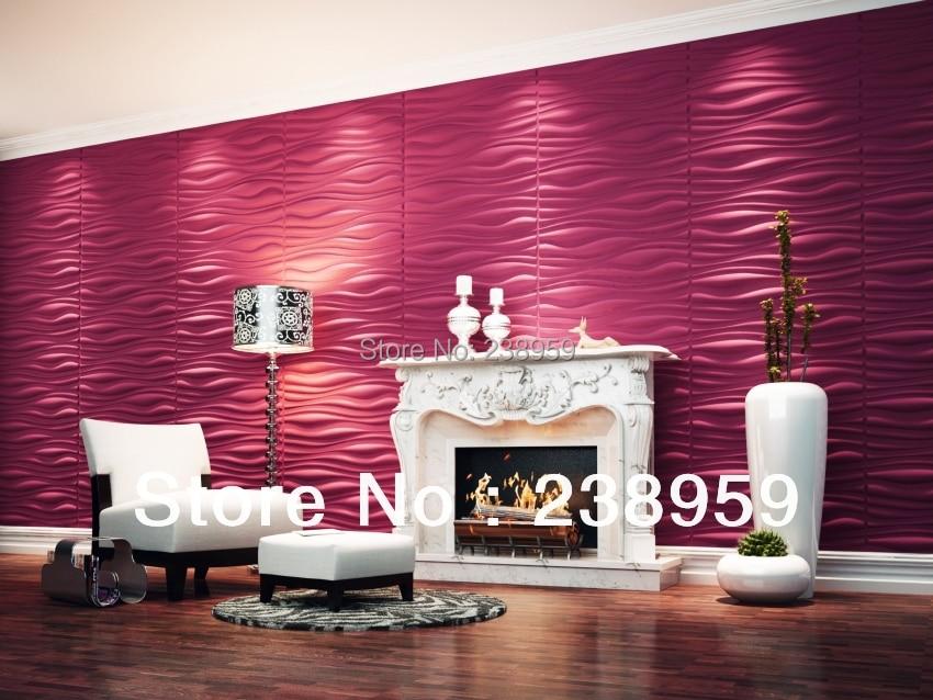 1sq.m per lot, 3D wall panel/ 3D wall paper/ 3D wall board ...