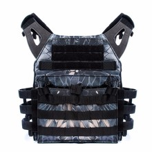 Tactical Vest Military Body Paintball Chest Protector