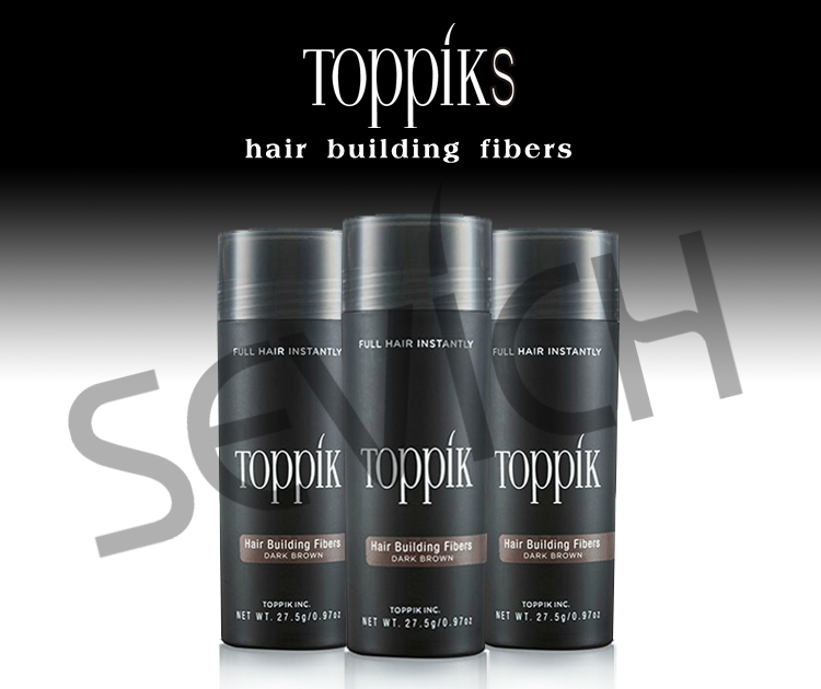 27.5g Hair Building Fiber Styling Color Powder Extension Keratin Toppik Hair Fiber Thinning Hair Keratin Spray Applicator