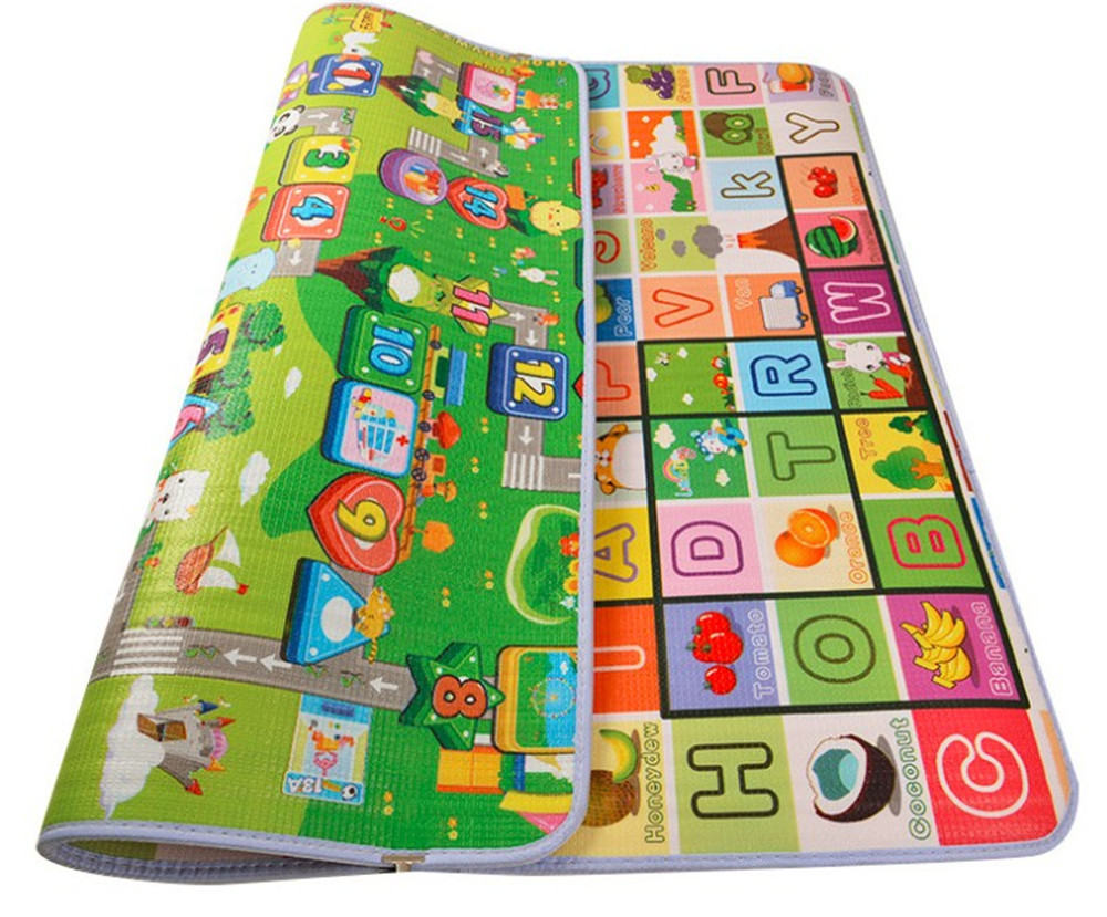 maboshi 20pcs/lot Play Gym Rugs Soft Baby Mats Carpet