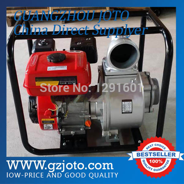 Hot Sell 4inch Agricultural Irrigation Centrifugal Water Pump Gasoline 3 inch gasoline water pump wp30 landscaped garden section 168f gx160 agricultural pumps