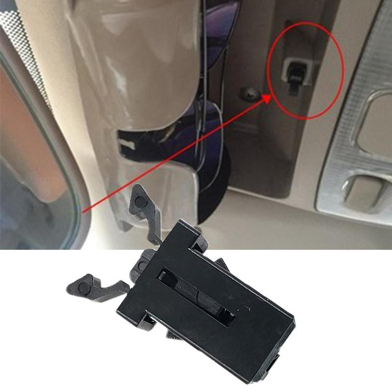 10pcs Lock Sliding Wood Door Door Lock Switch Buckle Trash Can Toilet Door Lock Switch Sweeping Robot Buckle Crochet Switch