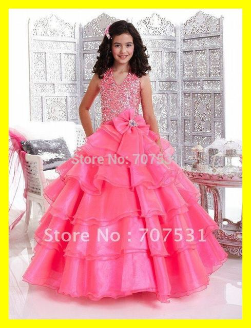 Dress For Girl Young Girls Party Dresses Flowers Toddler Bridesmaid ...