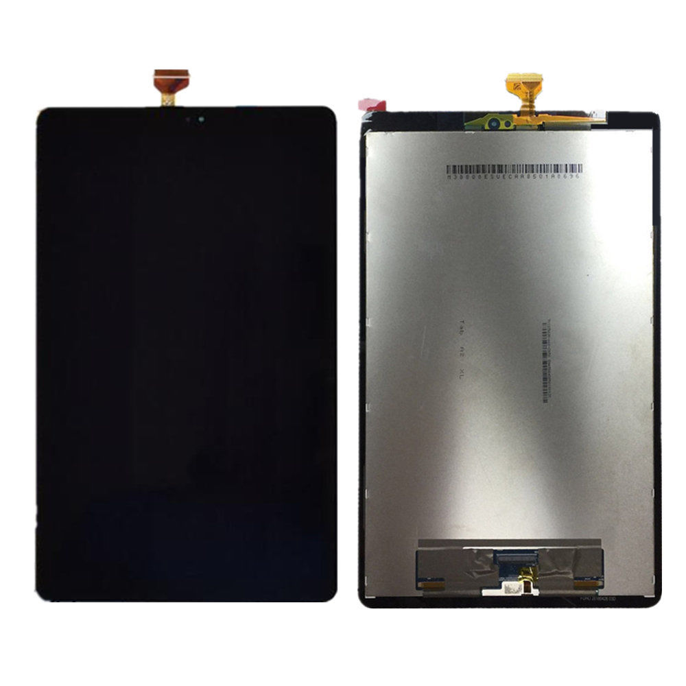 For Samsung Galaxy Tab A2 T590 100% Tested Good Quality LCD Display Touch Screen Digitizer Full Assembly LCD Assembly 10 pcs/lot
