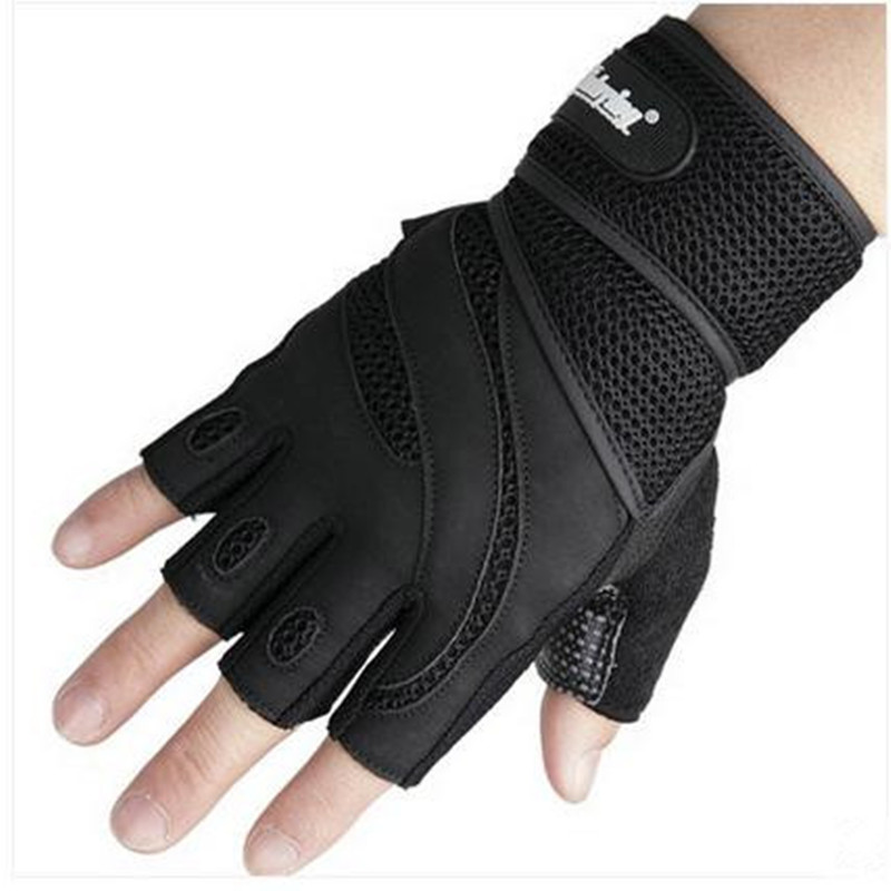 Emerge Fitness Crossfit Gloves: Breathable Sports Crossfit Gloves Man Bodybuilding