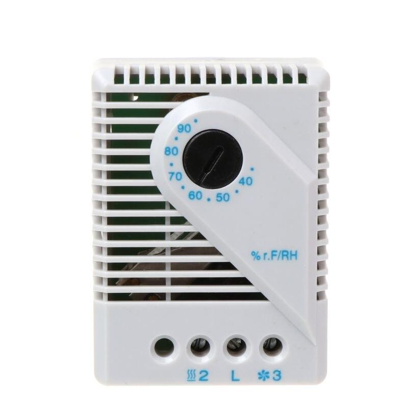Механический гигростат контроллер влажности подключение вентилятора нагреватель для шкафа MFR012|Приборы для измерения температуры|   | АлиЭкспресс