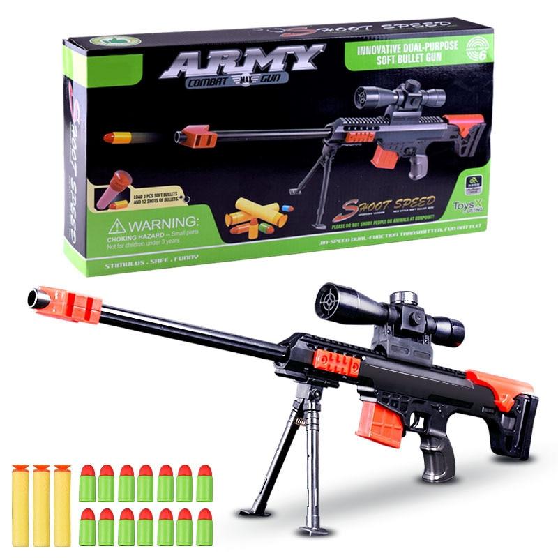 Nerf Blaster Gun Toy Blaster Toy Paintball Kids Toys Pneumatic Gun Weapon Paintball Air Toy Pistols Orbeez