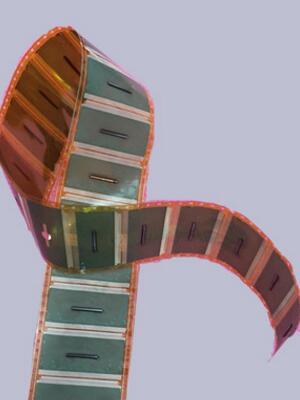 D160987NL-052 New TAB COF Module 8019 acbj6 new tab cof module