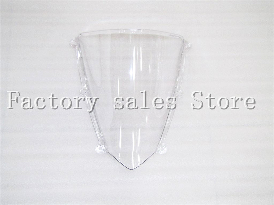 HotSale For Honda CBR 600 RR CBR600RR F5 2007 2008 2009 2010 2011 2012 Windshield WindScreen Double Bubble CBR600 RR CBR 600RR hot sales 2007 2008 cbr600 fairing for honda cbr600rr f5 cbr 600 cbr 600rr 07 08 cbr 600 repsol fairing kit injection molding