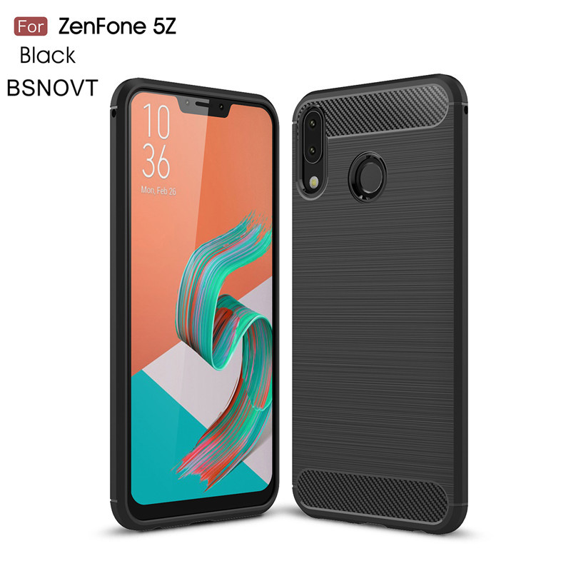 For Asus ZenFone 5z ZS620KL Case Silicone Anti-knock Phone Case For Asus ZenFone 5z ZS620KL Cover For Asus ZenFone 5z ZE620KL