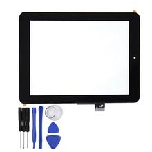 8 pulgadas de Pantalla Táctil FPC-CTP-0800-014-1 para MultiPad 8.0 2 PMP5780D PRIME DUO Tablet Digitalizador Cristal Del Panel de 198*150mm
