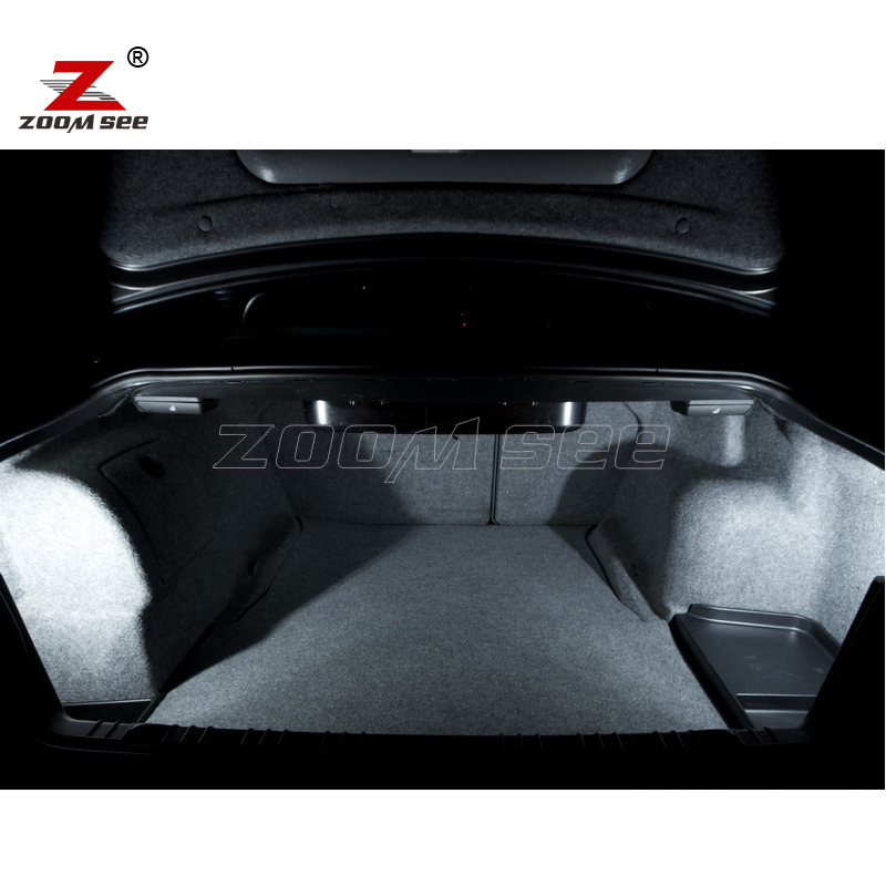 16pc LED ampul Daxili işıqlar bmw E46 sedan salonu üçün kupe - Avtomobil işıqları - Fotoqrafiya 5