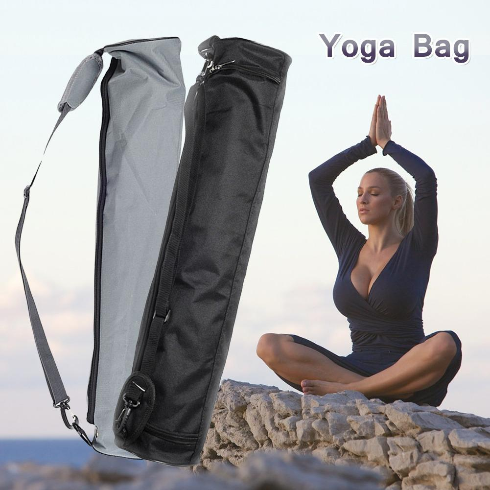 2019 Fashion Yoga Gym Bag Yoga Mat Bag Waterproof Backpack Yoga Pilates Mat Case Bag For 72*15cm Ropa De Hombre
