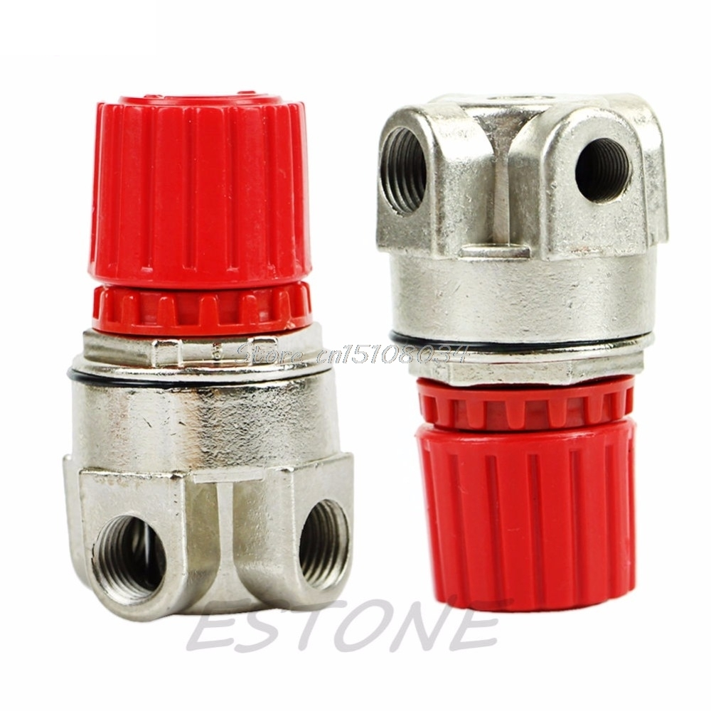 High Precision Voltage Regulator Air Compressor Switch Sealed Red V-Ring Pistons S08 Wholesale&DropShip