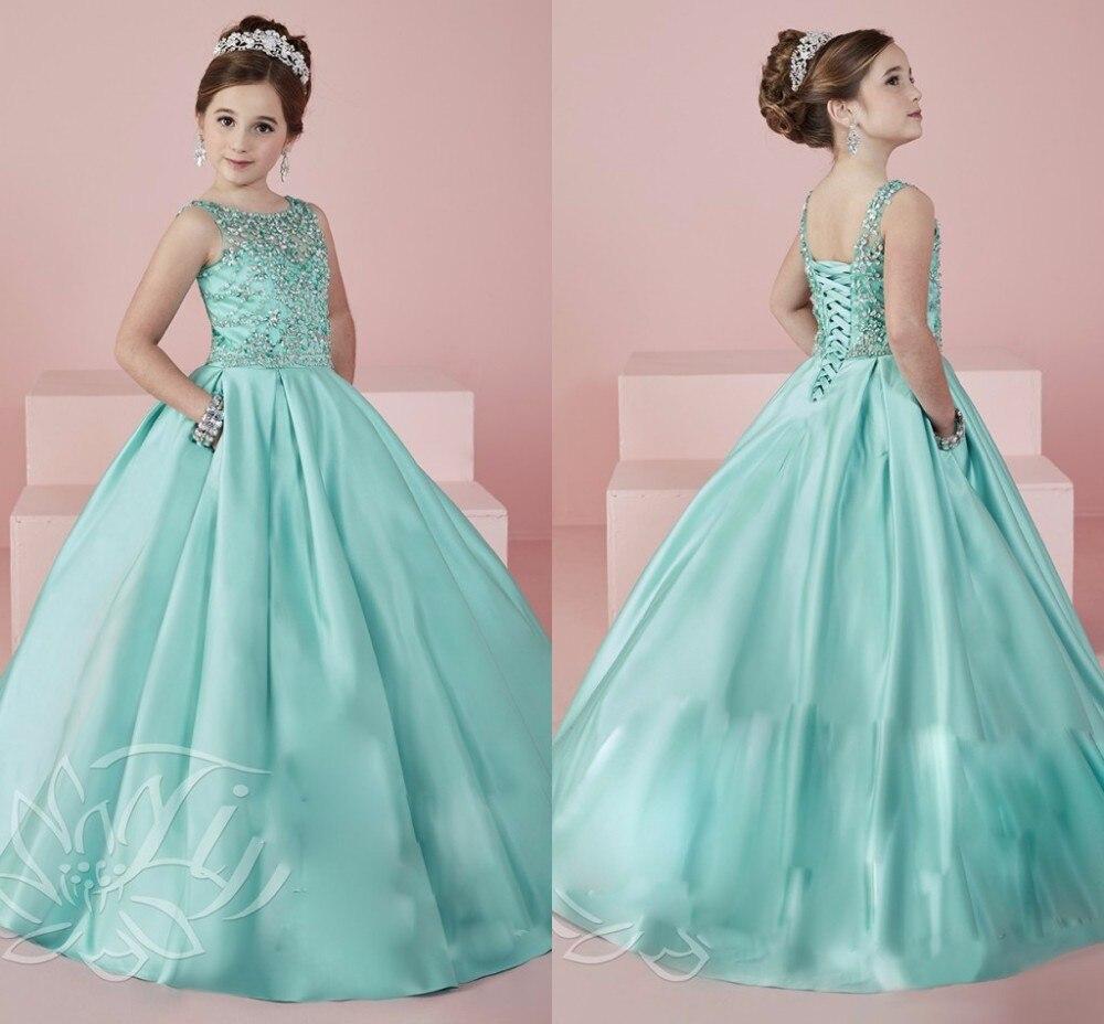 Платье для девочки тиффани