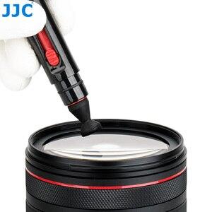Image 5 - Jjc 카메라 렌즈 청소 펜 공기 먼지 송풍기 섬유 헝겊 니콘 소니 올림푸스 캐논 dslr 센서 lcd 청소를위한 3 in 1 청소 키트