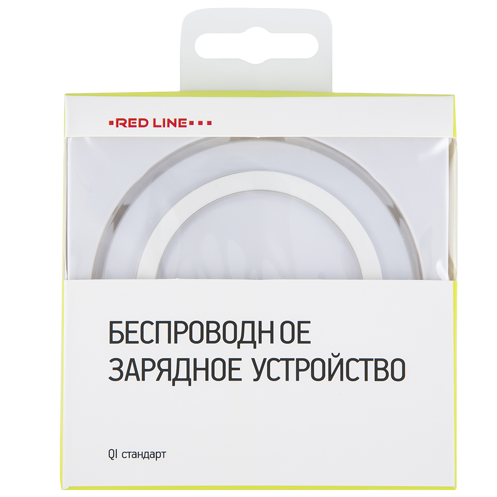 все цены на Wireless charger RED LINE UT000013568 QI for iPhone X iPhone XS Samsung Galaxy Huawei Honor Xi