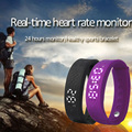 Pulsera inteligente Heart Rate Monitor H5S Smart Band Temperature Fitness Bracelet activity Tracker Wristband Sport Smartband