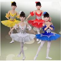 New Arrival Children Ballet Tutu Dress Swan Lake Ballet Costumes Kids Girl Ballet Dress For Children