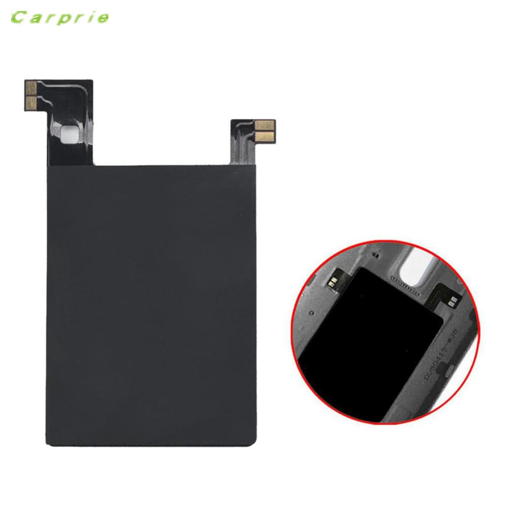 NewCARPRIE новая разработка Qi Беспроводной Зарядное устройство зарядки Pad + Qi приемника Стикеры с NFC для <font><b>LG</b></font> <font><b>V10</b></font> портативный Зарядное устройство quick з&#8230;