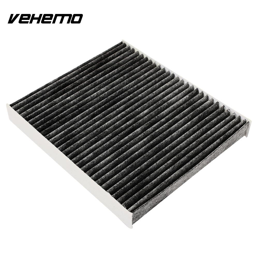 Black Activated Carbon Cabin Fiber Car Air Filter Original Auto Cleaner Durable Air Conditioner Vehicle Air Filter for Infinit