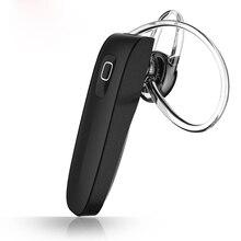 新しいステレオヘッドセットbluetoothイヤホンヘッドホンミニV4.0 ワイヤレスbluetooth handfreeユニバーサルためのすべての電話iphone