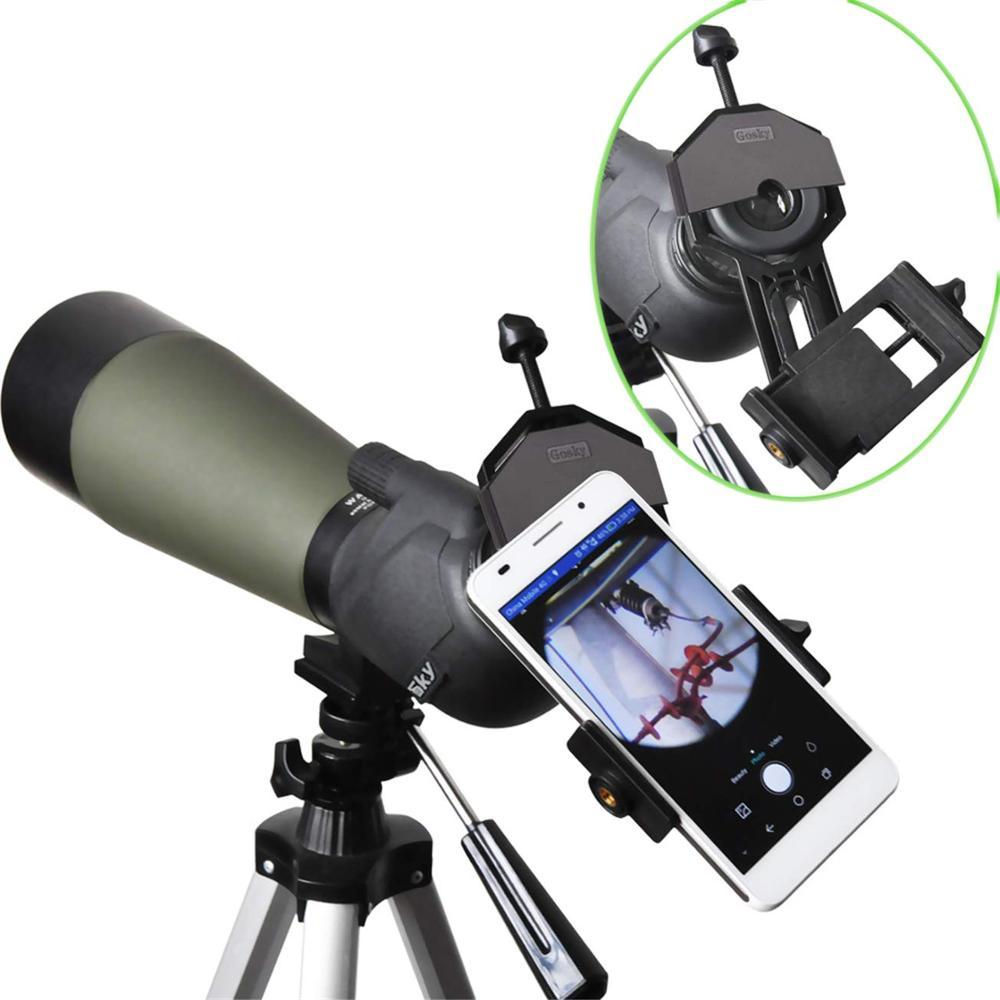 gosky universal telefone celular adaptador de montagem compativel 03